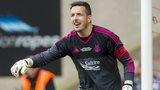 Aberdeen goalkeeper Jamie Langfield