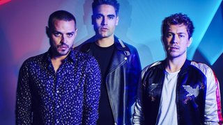 BBC - Newsbeat - Busted met up in secret a year before their reunion announcement