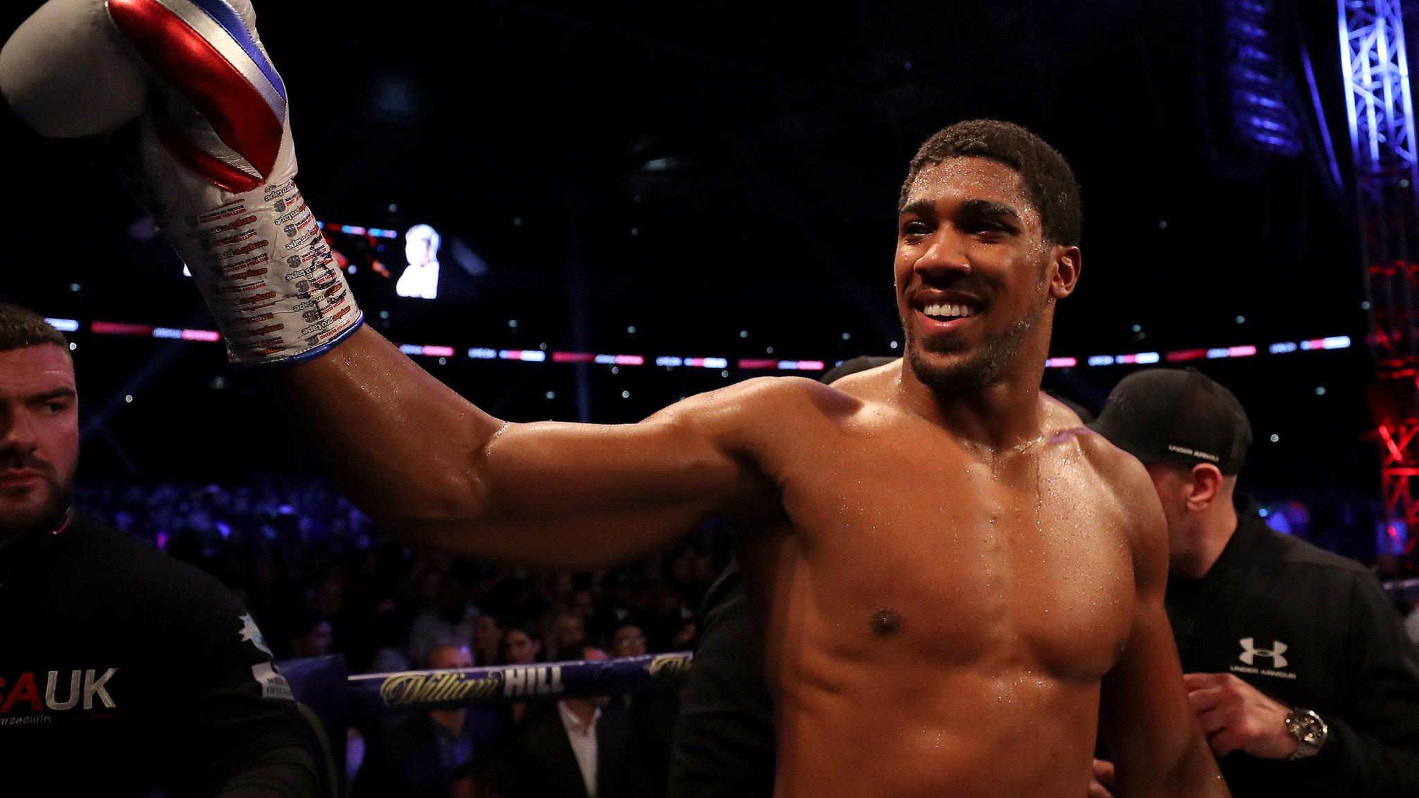 Wilder v Fury rematch? Wilder v Joshua? Joshua v Fury? What next for heavyweight division?