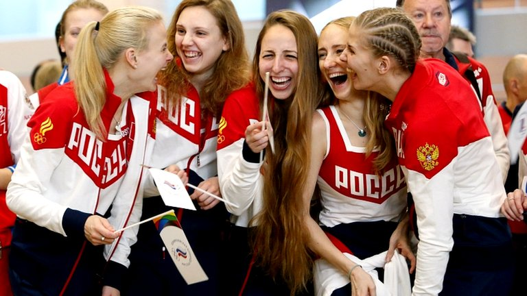 Badminton clears Russia as athletes fly to Rio