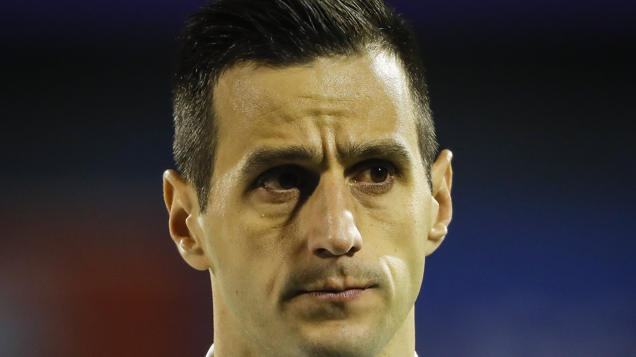 Nikola Kalinic: Croatia send striker home after back injury claim