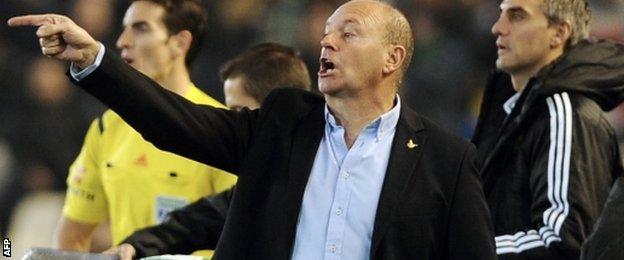 Pepe Mel returned to Betis in December 2014