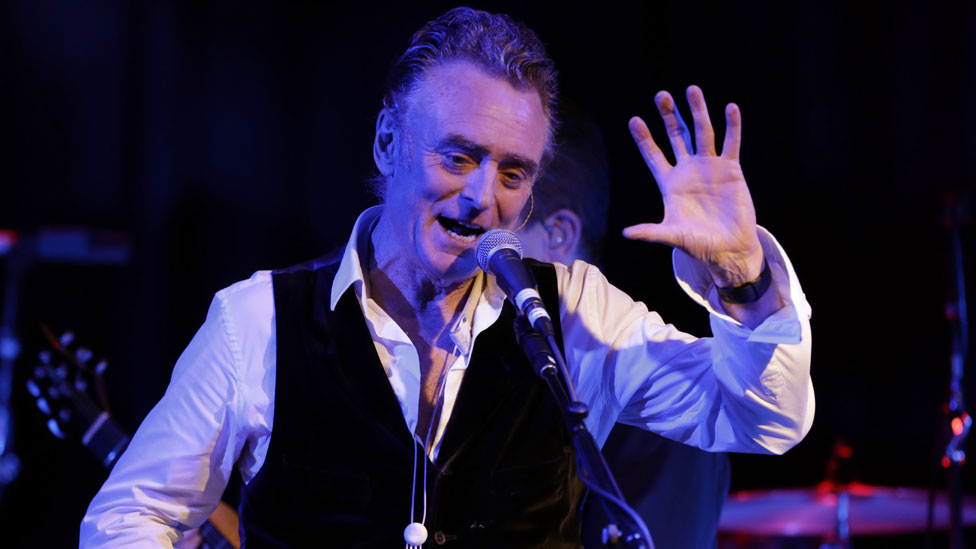 UB40's Brian Travers to 'live life to the full' after surgery