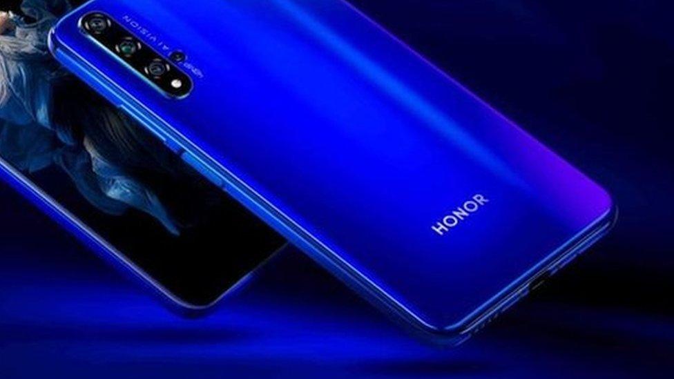 Huawei Honor 20: компания представила новый смартфон. Но ничего не сказала про санкции