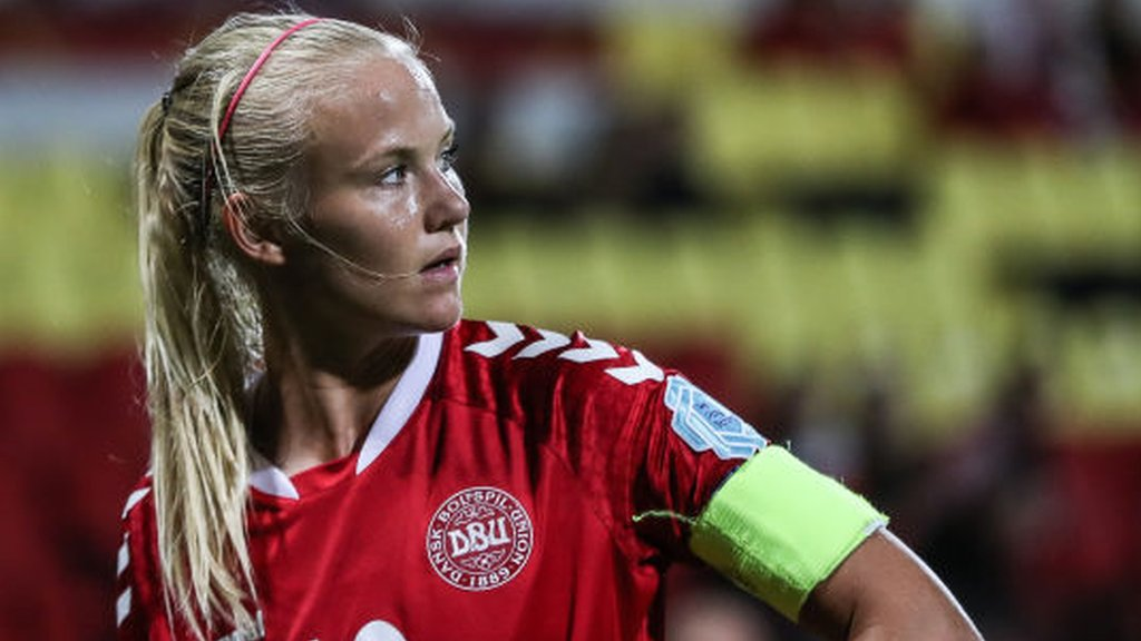 Womens Footballer of the Year contender Pernille Harder
