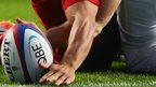 Keep up with the Rugby World Cup by adding alerts
