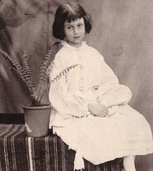 Alice Liddlell