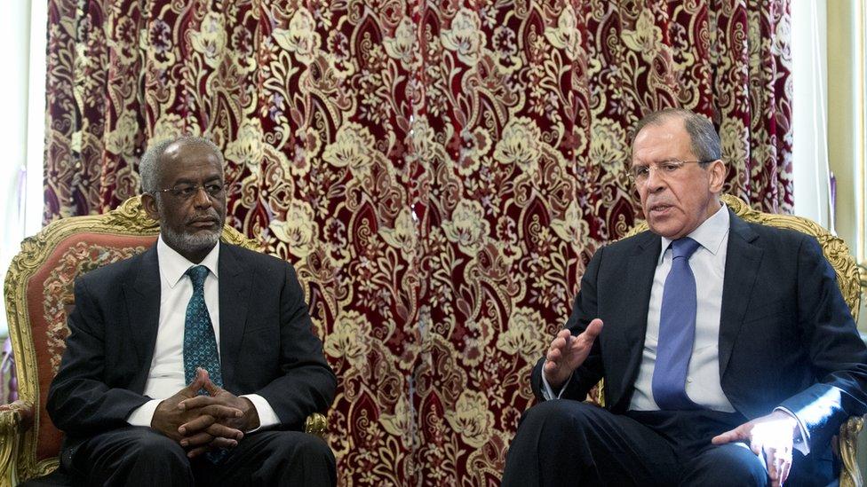Russie-Soudan : signature d'un accord de coopération dans le nucléaire civil
