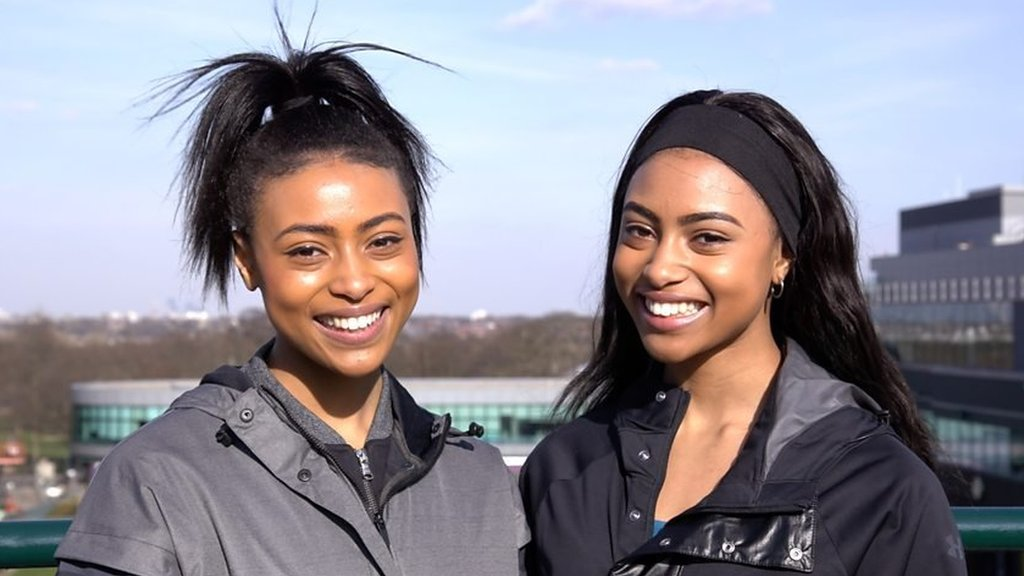 Shannon and Cheriece Hylton target athletics success - 'It's our time to step up'