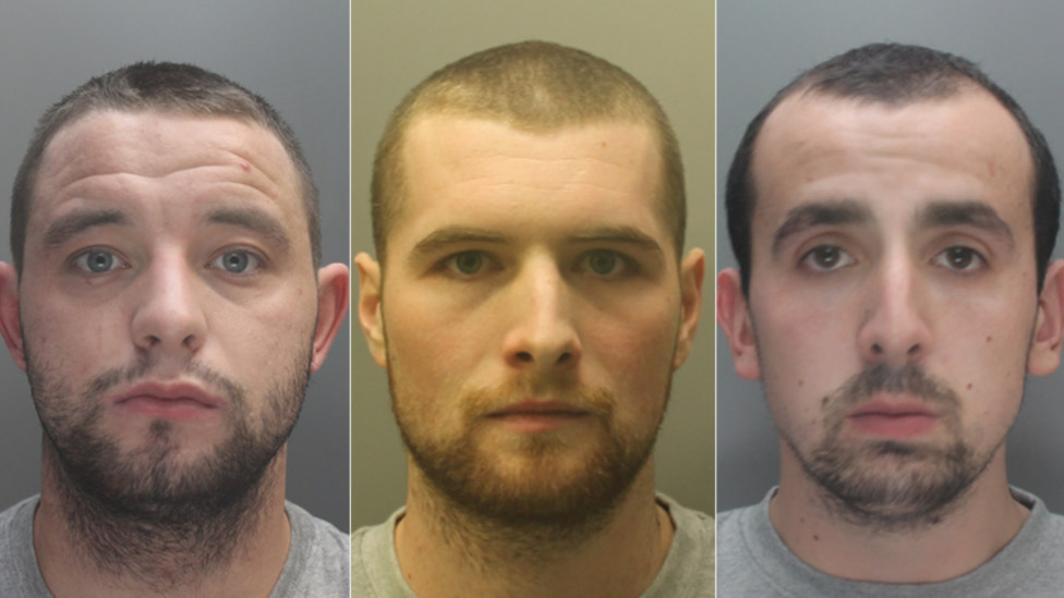 Hidden cameras foil Liverpool gang's gun smuggling plot   BBC