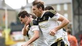 Kenny McLean scored his third Aberdeen goal of the season