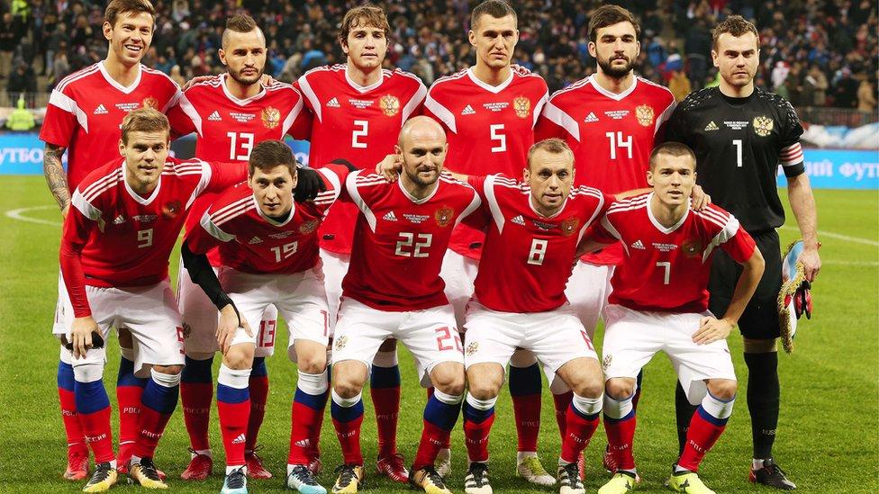 Rusia será el país sede de un Mundial con peor clasificación en el ranking de la FIFA
