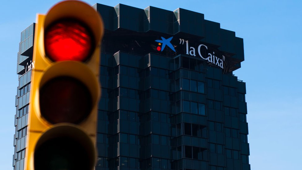 Bolsa catalana se desploma tras el referéndum