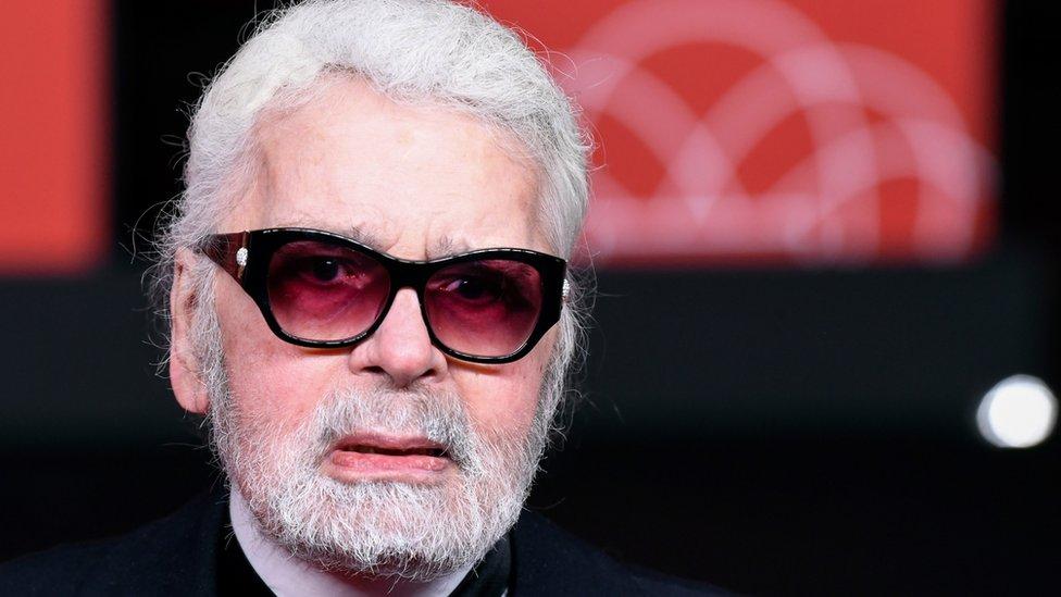 Karl Lagerfeld, superstar fashion designer, dead at 85