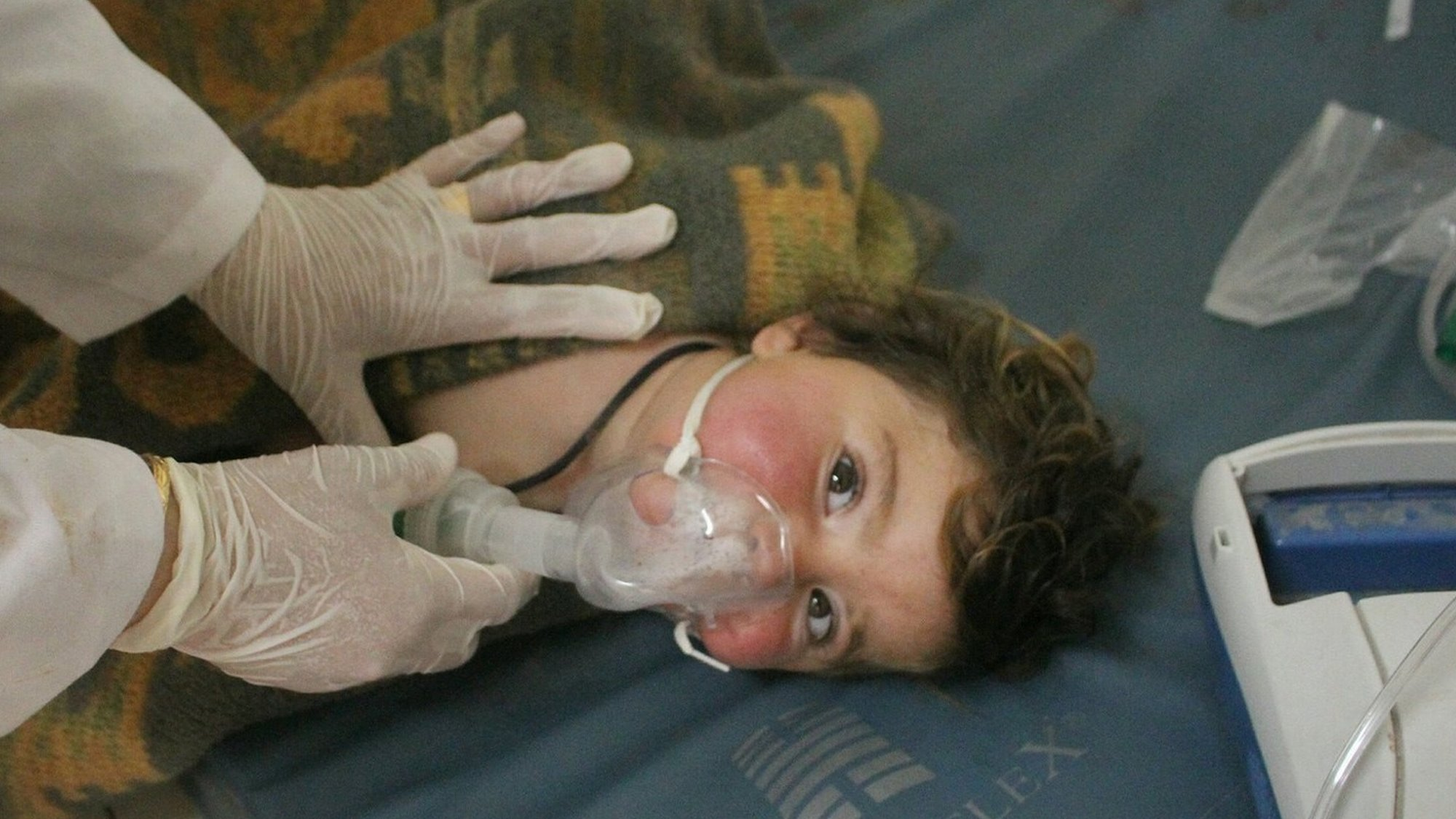 Syrian government made Sarin used in Khan Sheikhoun, France says
