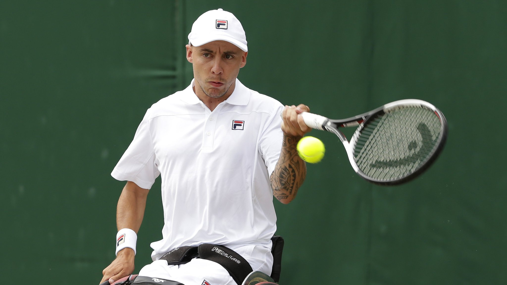 Wimbeldon: Wheelchair quad events added to schedule in 2019