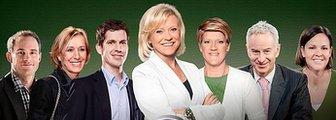 BBC's Wimbledon team