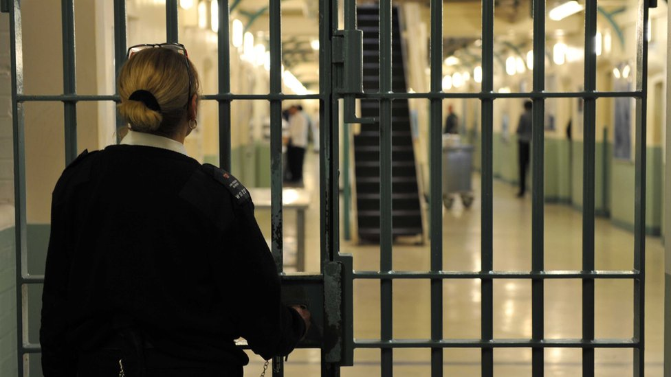 Hundreds of prison staff caught smuggling banned items