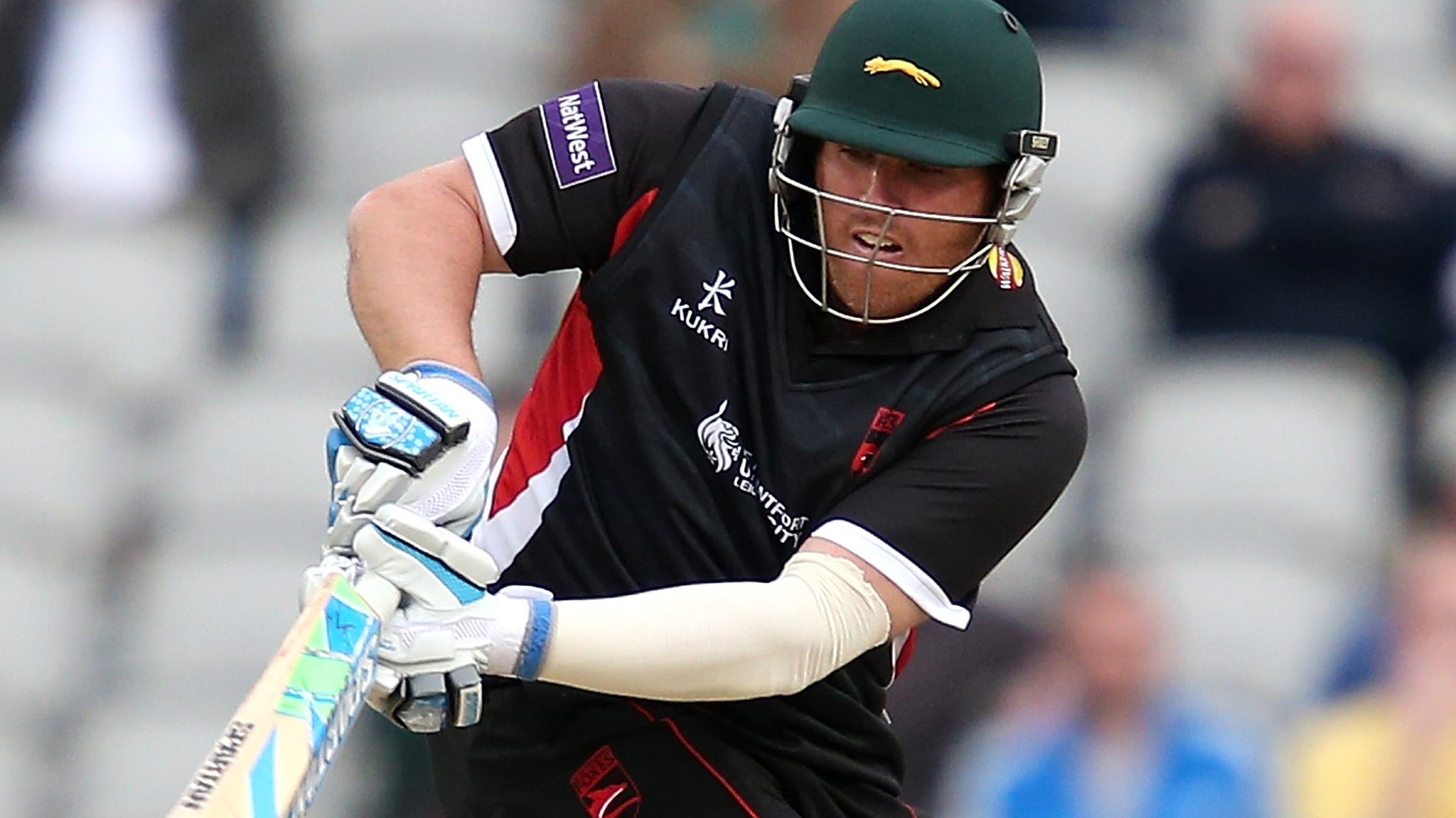One-Day Cup: Leicestershire break duck by beating Lancashire