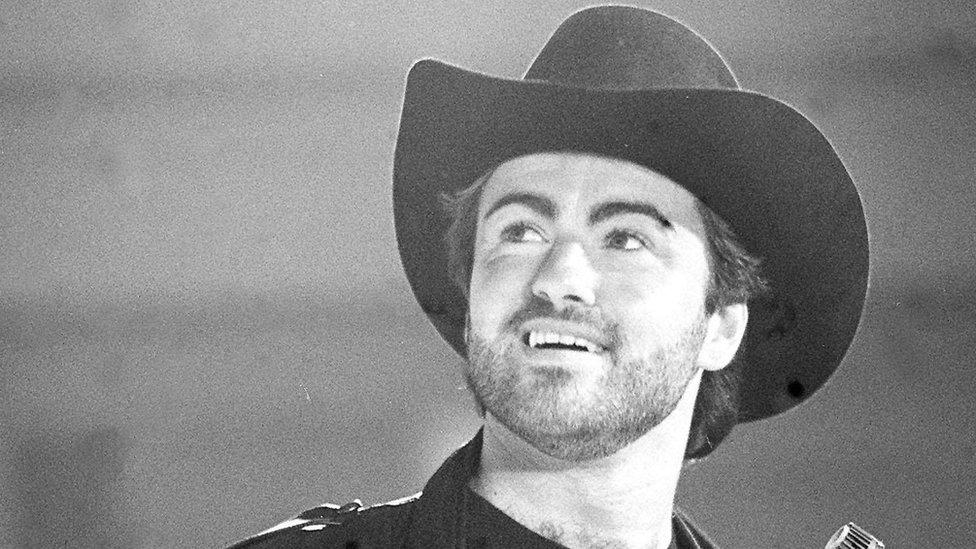 George Michael vendió más de 100 millones de discos.