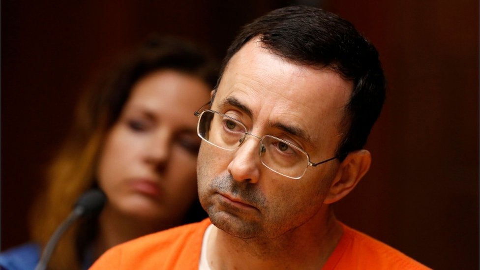 USA gymnastics doctor Larry Nassar pleads guilty to sex charges