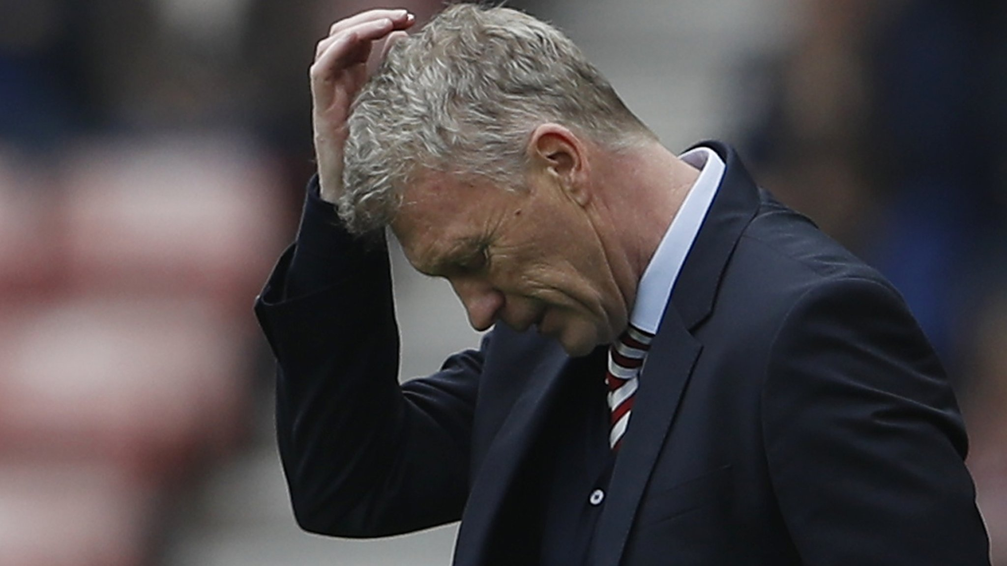 'World-weary, worn-down & damaged goods' What next for Moyes?