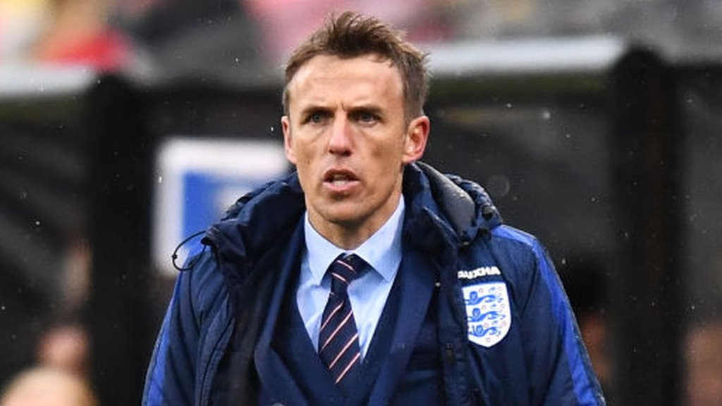 Sampson laid 'brilliant foundations' - Neville wins first game in charge