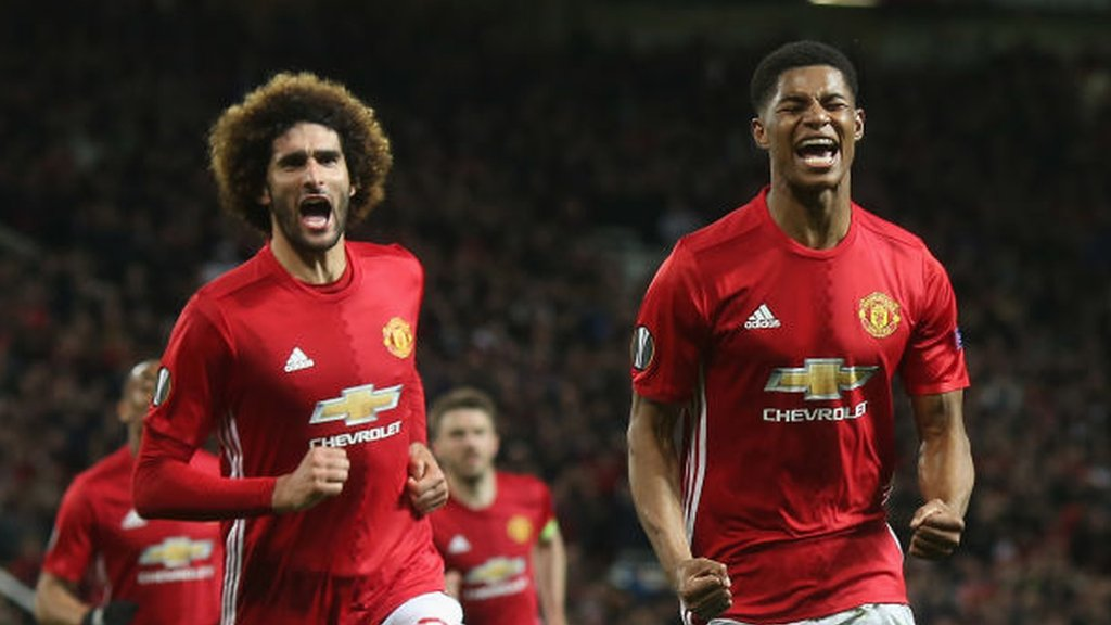 Champions League and Europa League semi-finals: Man Utd await draw