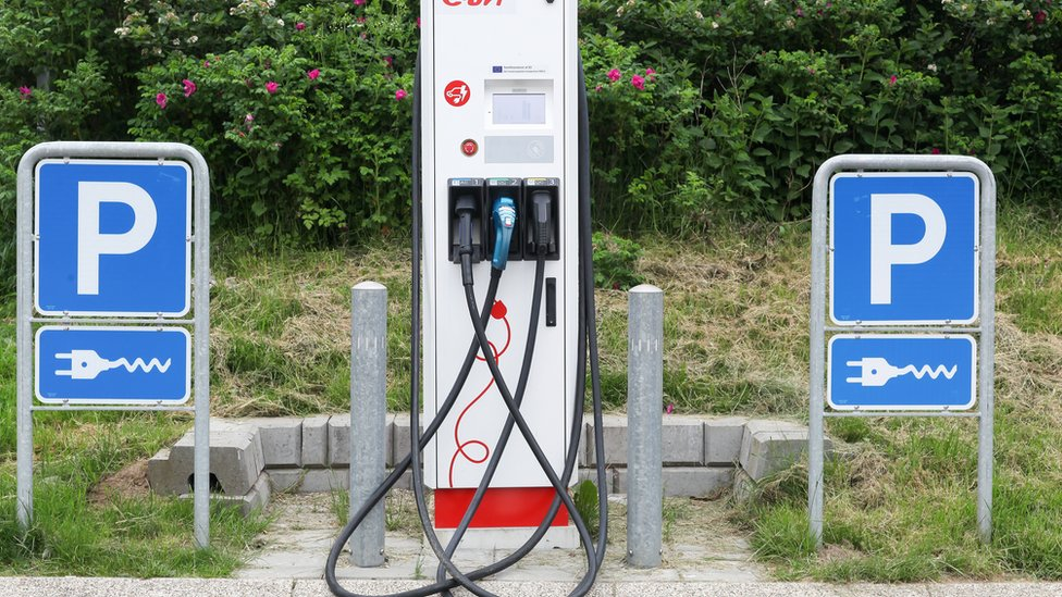 Queen's Speech: Petrol stations must 'go electric'