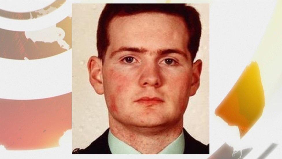 Constable killer should 'search conscience'