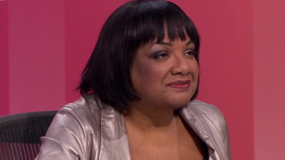 Diane Abbott rejects BBC's response to Question Time claims