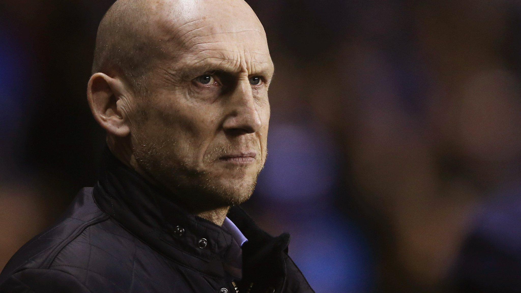 Jaap Stam: Reading sack manager with club 20th in Championship