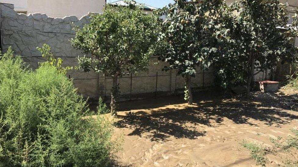 В Судаке объявили чрезвычайное положение из-за селей