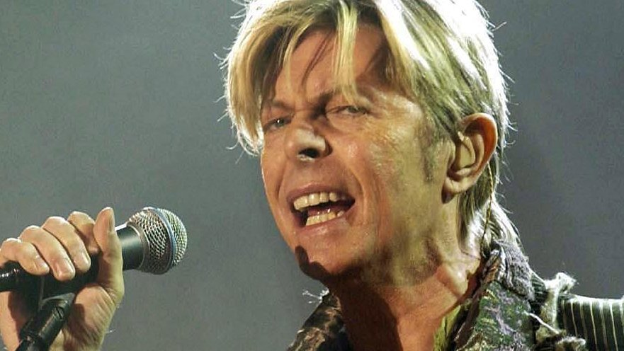 Bowie equals Elvis's chart record