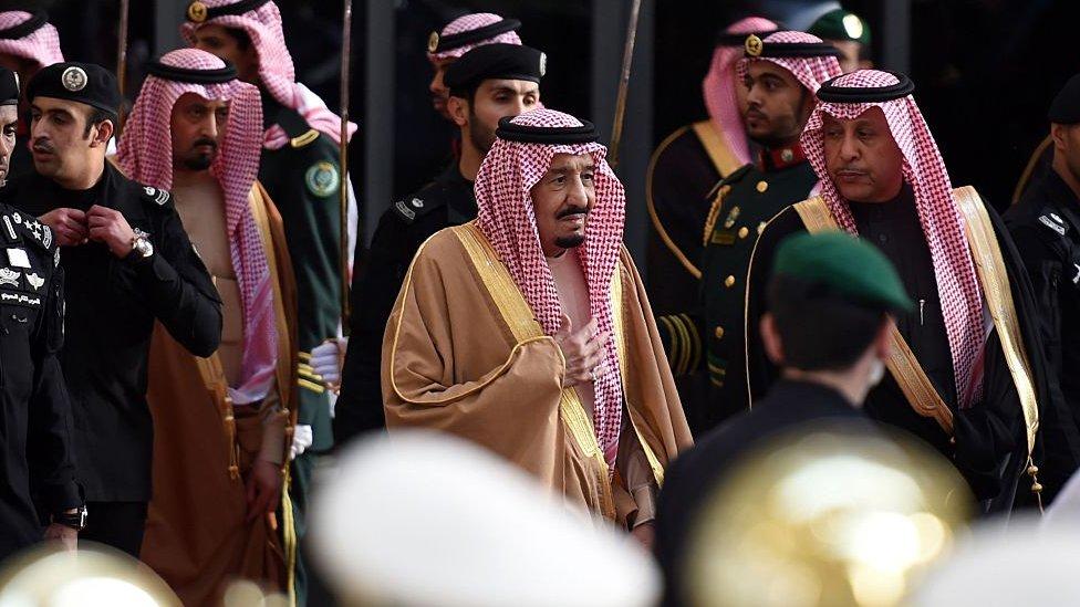 La petrolera nacional de Arabia, Aramco, saldrá a la Bolsa en 2018.