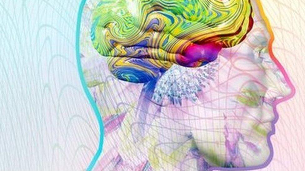 Una representación gráfica de la sinestesia (Imagen: SPL)