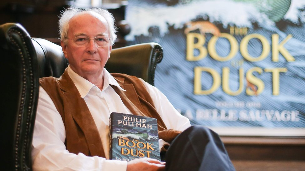 Philip Pullman's La Belle Sauvage hailed as 'a stunning achievement'
