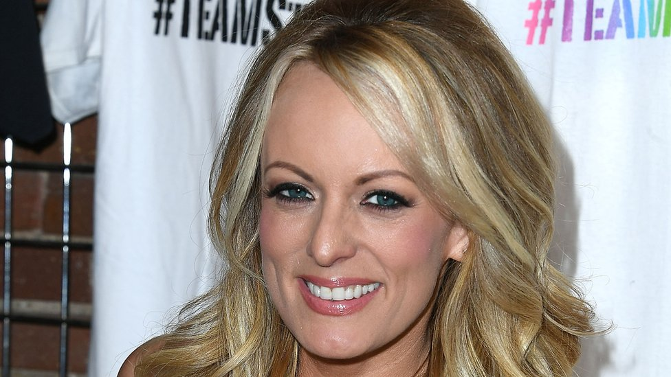 Stormy Daniels a no-show on two UK shows