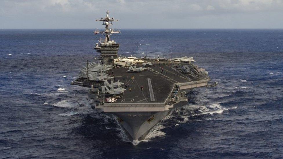 Corea del Norte listo para la guerra contra Washington