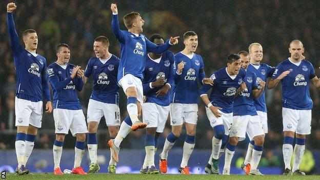 Video: Everton vs Norwich City