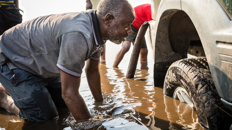 Celebrating Africa's aid workers on the frontline
