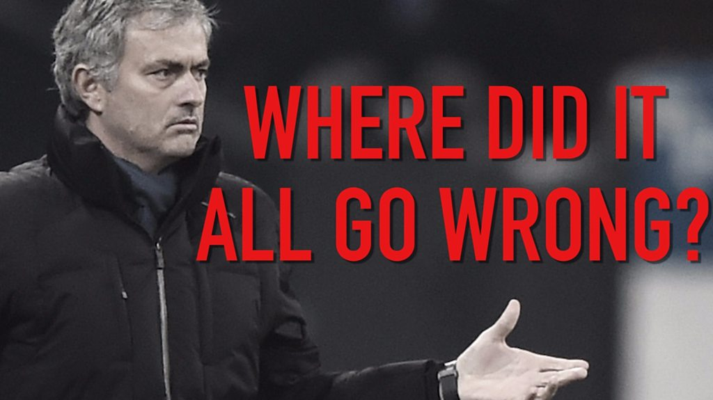 Jose Mourinho: How Manchester United manager's season collapsed