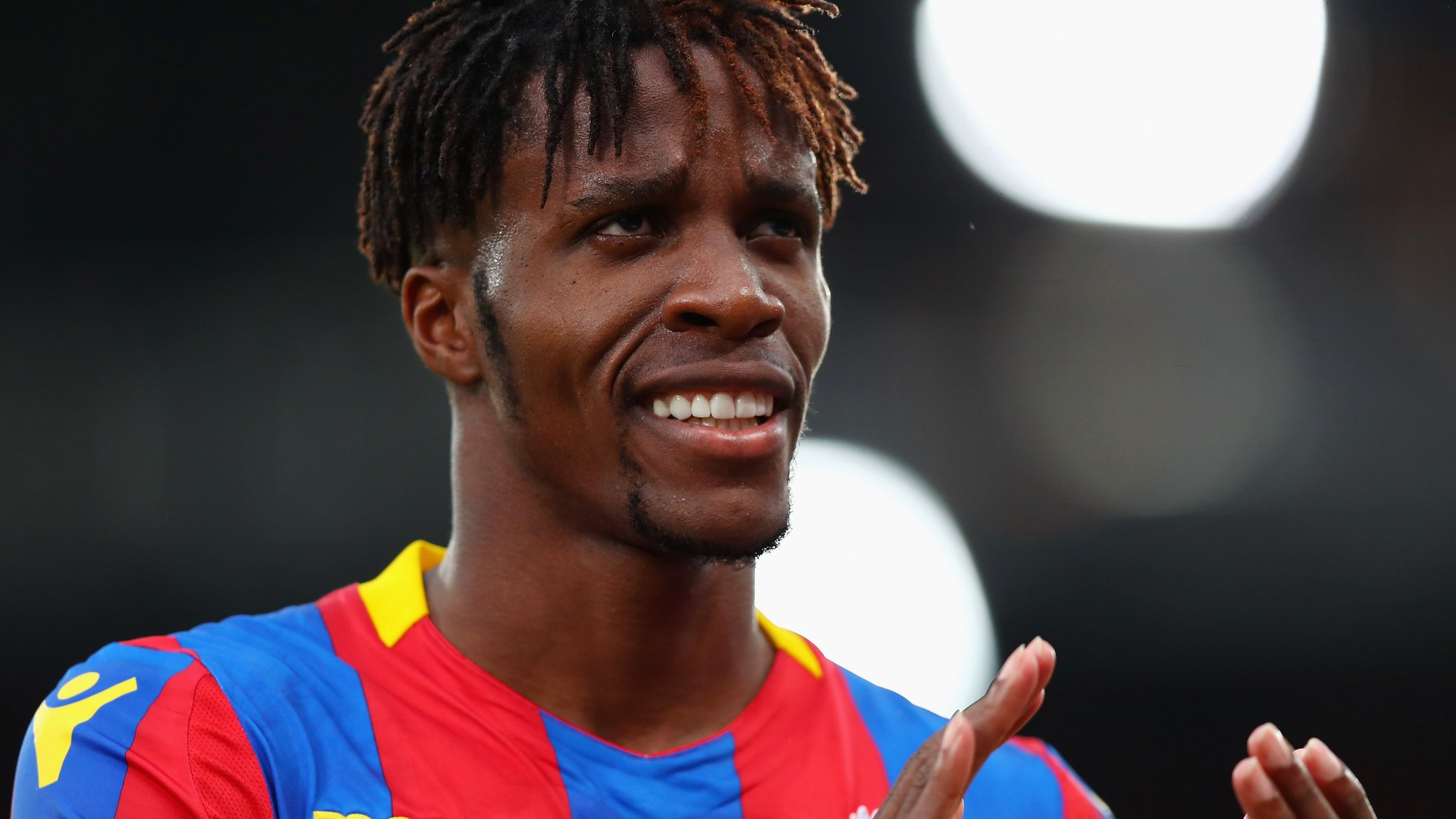 Crystal Palace: Wilfried Zaha cannot keep us up on his own - Roy Hodgson