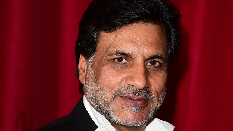 Police to investigate Coronation Street actor Marc Anwar's tweets