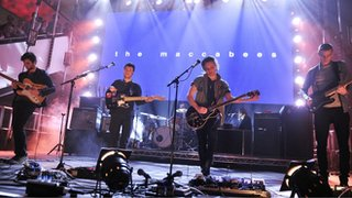 The Maccabees announce farewell gigs