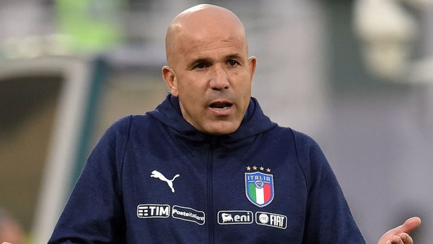 Italy: Luigi di Biagio in temporary charge for England and Argentina friendlies