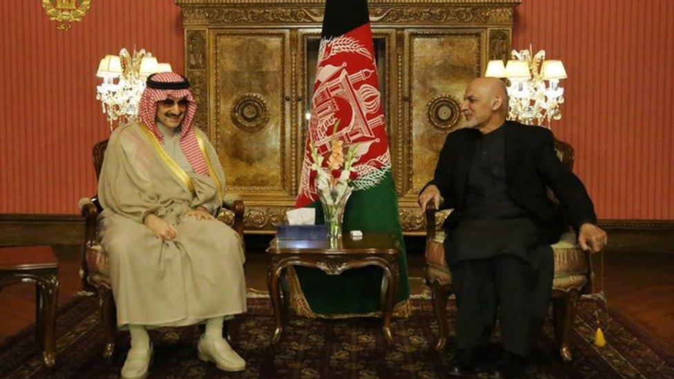 سعودي میلیاردر افغانستان کې د پانګونې لېوالتیا لري