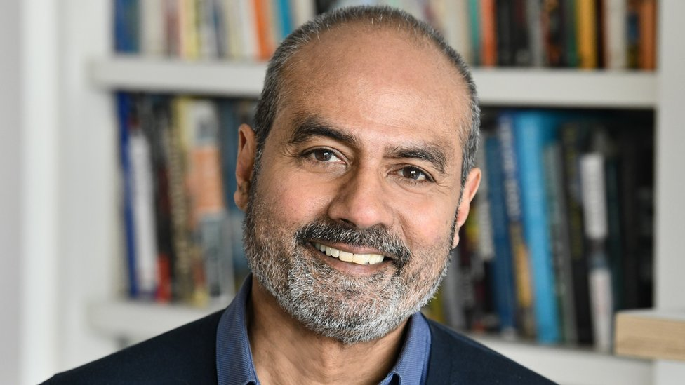 George Alagiah's 'guilt' over disabled toilet use