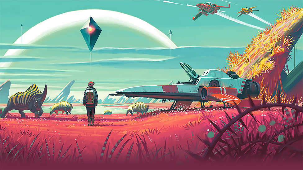 No Man's Sky investigated over 'misleading' adverts