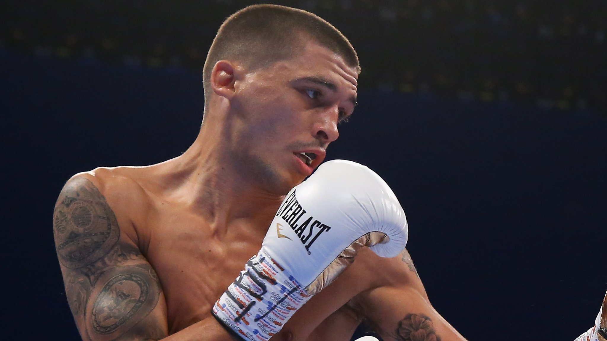 Lee Selby: Former featherweight world title holder to fight Omar Douglas on ring return